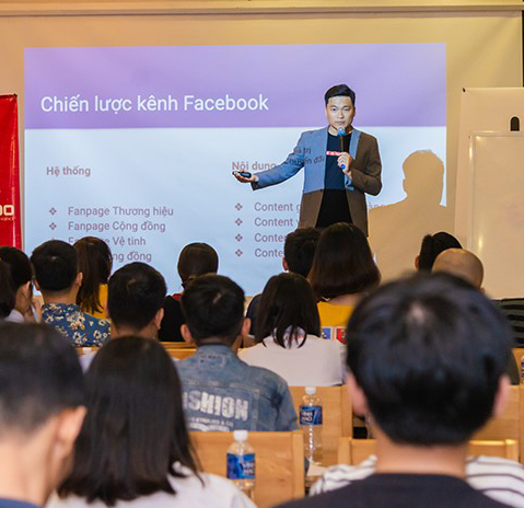 học facebook marketing đà nẵng