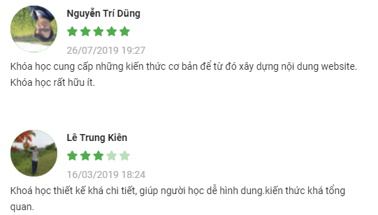 Xây dựng nội dung website trong 3 ngày