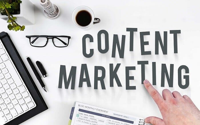 khóa học content marketing online