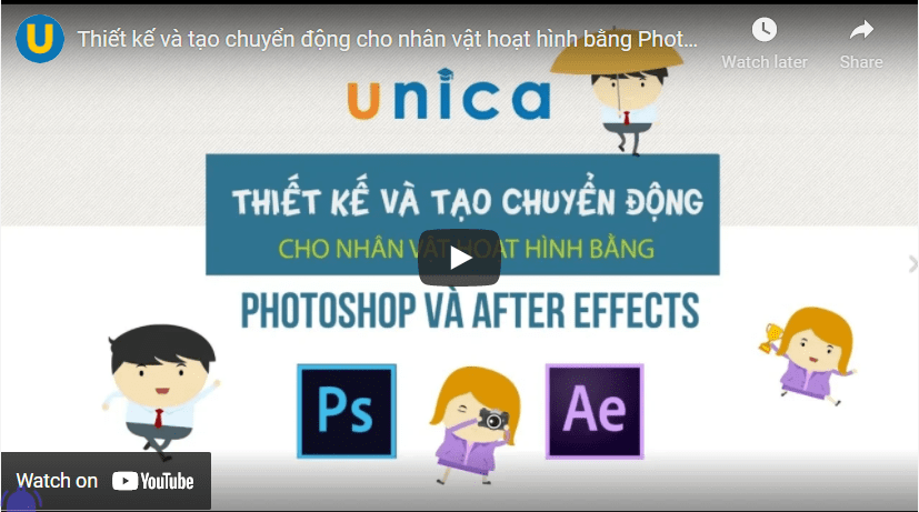 Lớp học after effect